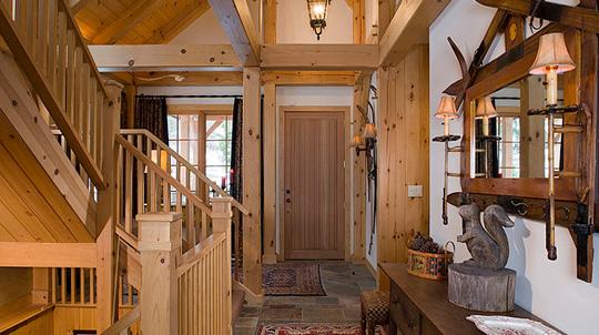 Timber Frame Resort